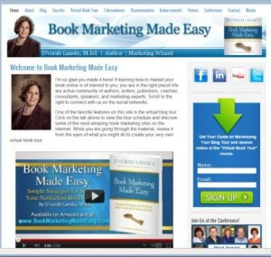 Book Marketing Made Easy
