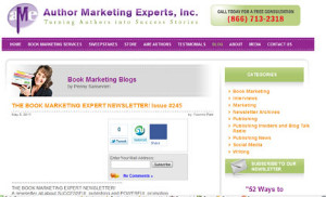 Author Marketing Experts