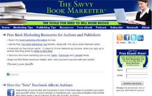The Savvy Book Marketer