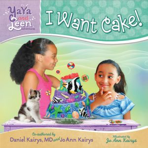 Children's Picture Book: The Miss-Adventures of YaYa and Leen