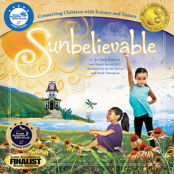Sunbelievable Book Cover