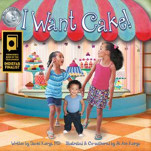 I Want Cake! Awards