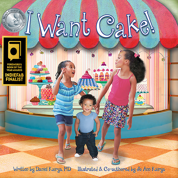 I Want Cake! Awards
