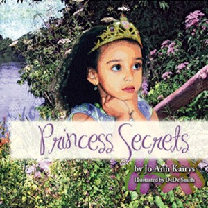 Princess Secrets - Children's Book