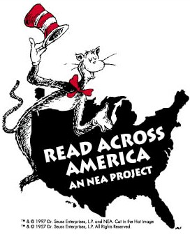 Save the Date! Bloggers Read Across America March 2012