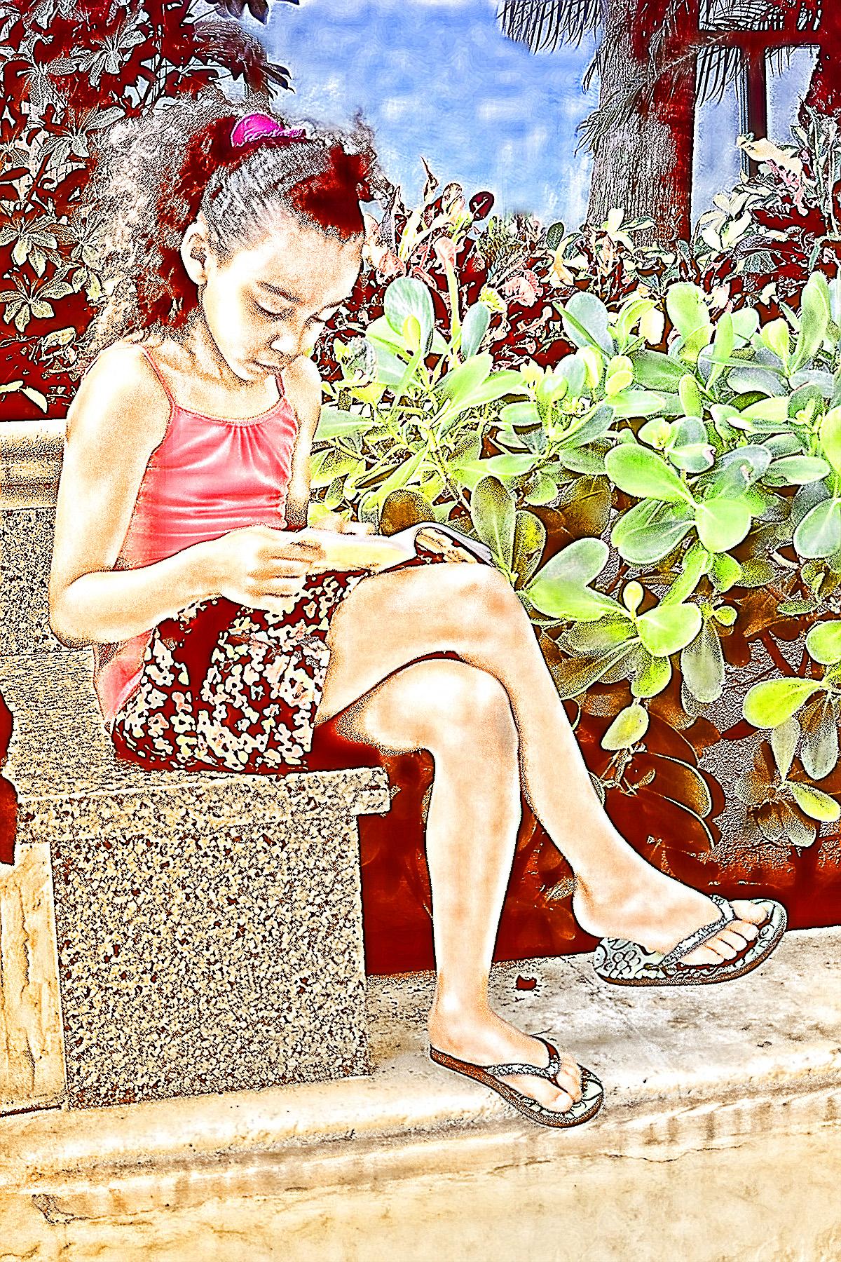 YaYa reading
