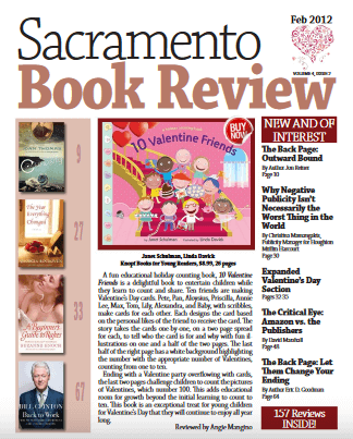 Sacramento Book Review - February 2012 Cover