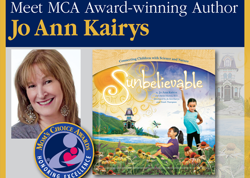 Sunbelievable Author Jo Ann Kairys at Book Expo America: June 5, 2012