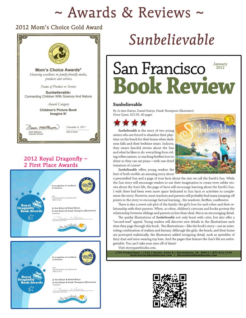 Sunbelievable-Awards-and-Review