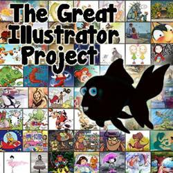The Great Illustrator Kickstarter Project