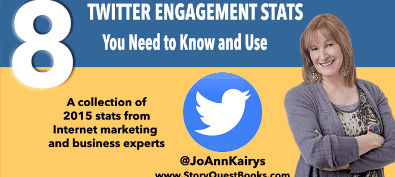 8 Twitter Stats You Should Know and Use