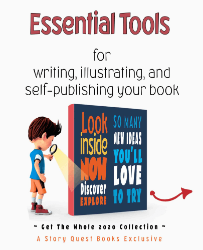 Essential Tools for Writing Illustrating and Self-Publishing